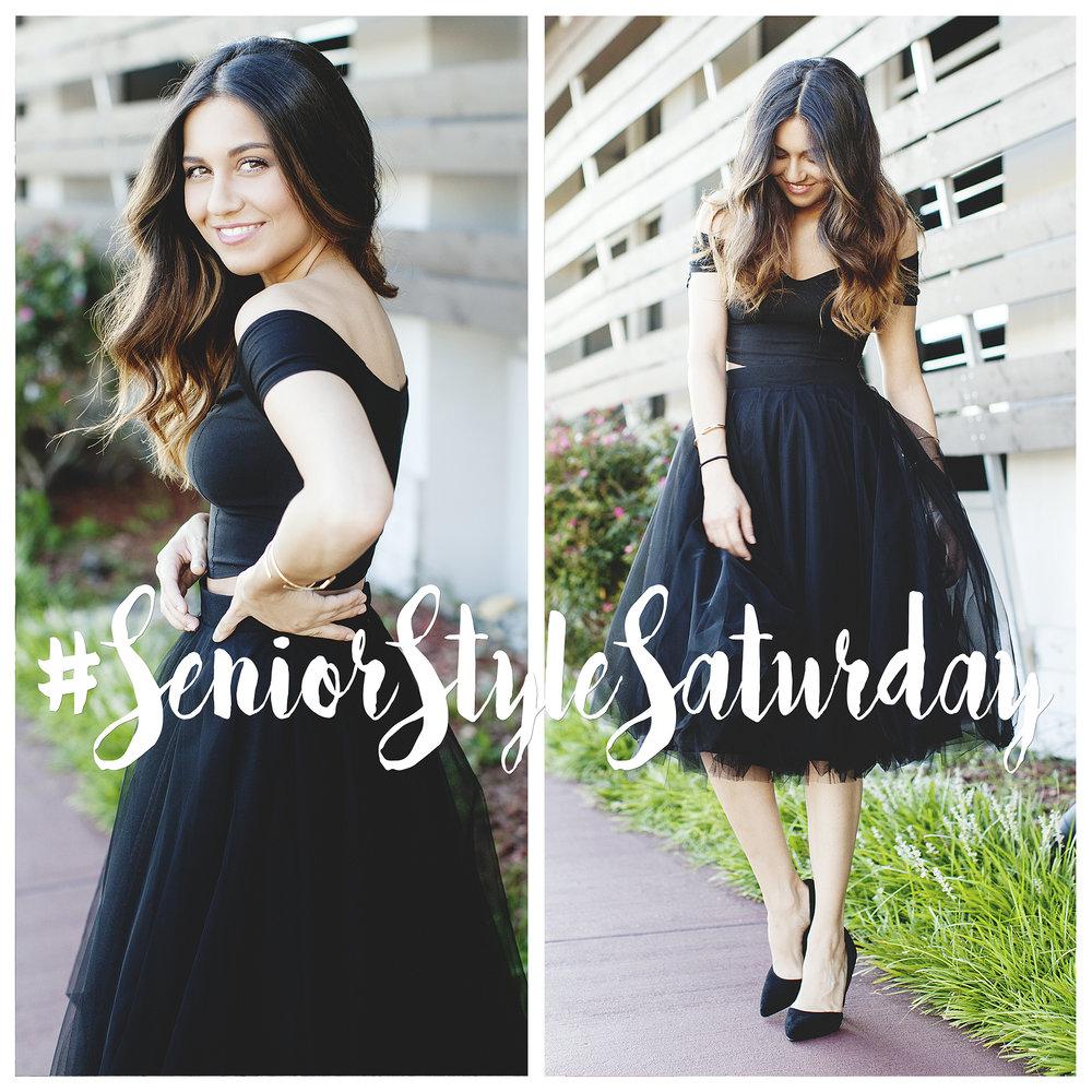 @seniorsbynicollette  Happy #seniorstylesaturday! Details on the bloggyblog www.seniorsbynicollette.com/journal and shoutout to @nhakhanh for the lovely skirt!