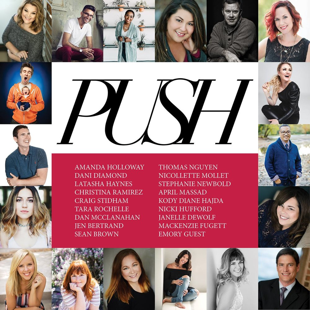 PUSH CONFERENCE 2019 - Senior Style Guide