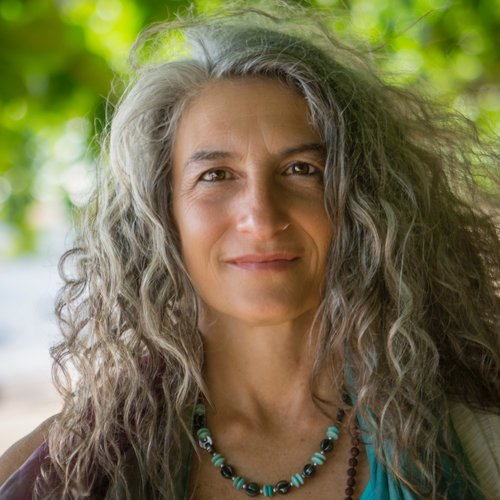 Laura Centorrino is a seasoned healer and mentor dedicated to transformation and evolutionary growth. She has decades of working with individuals, couples and groups using multiple modalities including somatic bodywork, energy work, guided visualization and earth based shamanic practices. Her focus on Womb Wellness includes her teachings around ceremonial menstruation and ancestral healing in addition to Conscious Baby & Family Making. Laura's experience and knowledge combined with her ability to hold sacred space make her sessions and courses relevant on the personal and global levels. She is a worldbridger. Laura is currently completing a certification in pre and peri natal birth repatterning and is dedicated to the now and future generations.