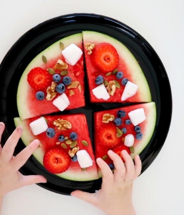 Sleep Mama - YPM blog - Watermelon Pizza.jpg