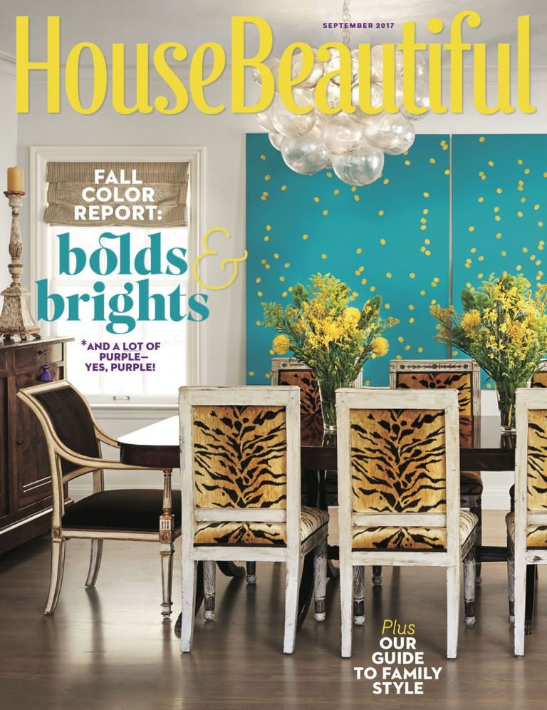 House Beautiful - September 2017