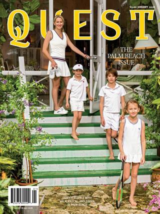 Quest Magazine - January 2018