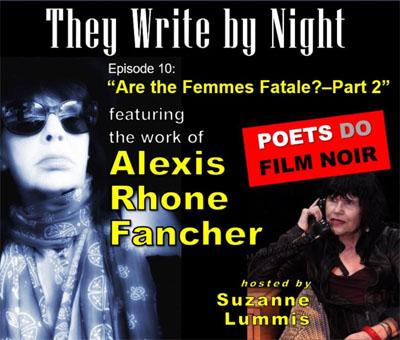 Suzanne Lummis reads my work - She Says Stalker / He Says Fan