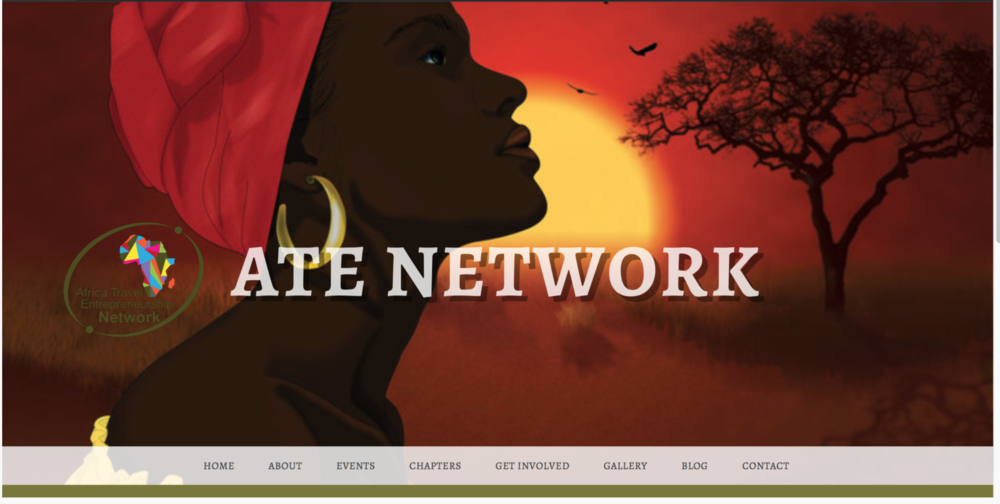 Africa Travel Network Website