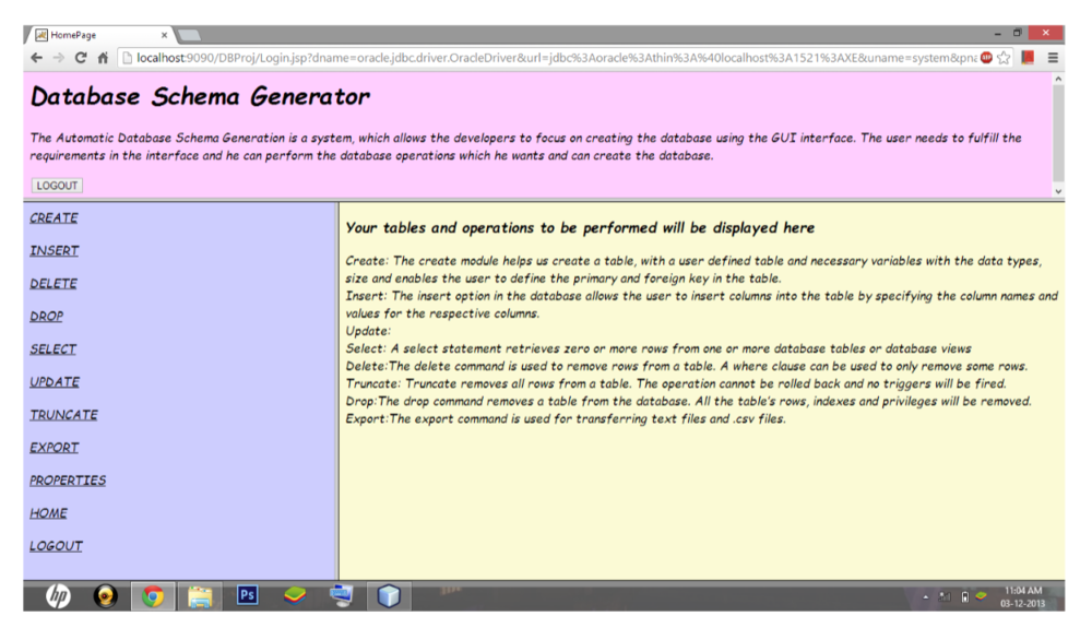 Database Generator