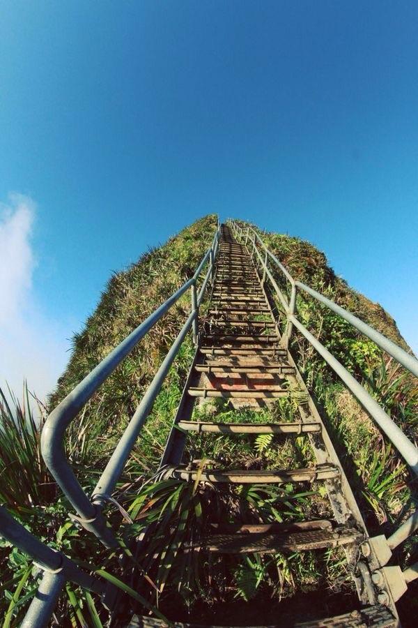 Haiku Stairs Hawaii Kanga Lifestyle