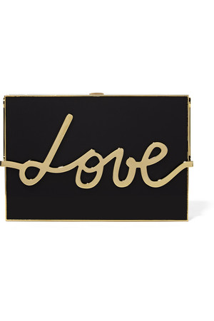 LANVIN+Love+resin+and+gold-tone+box+clutch.jpg