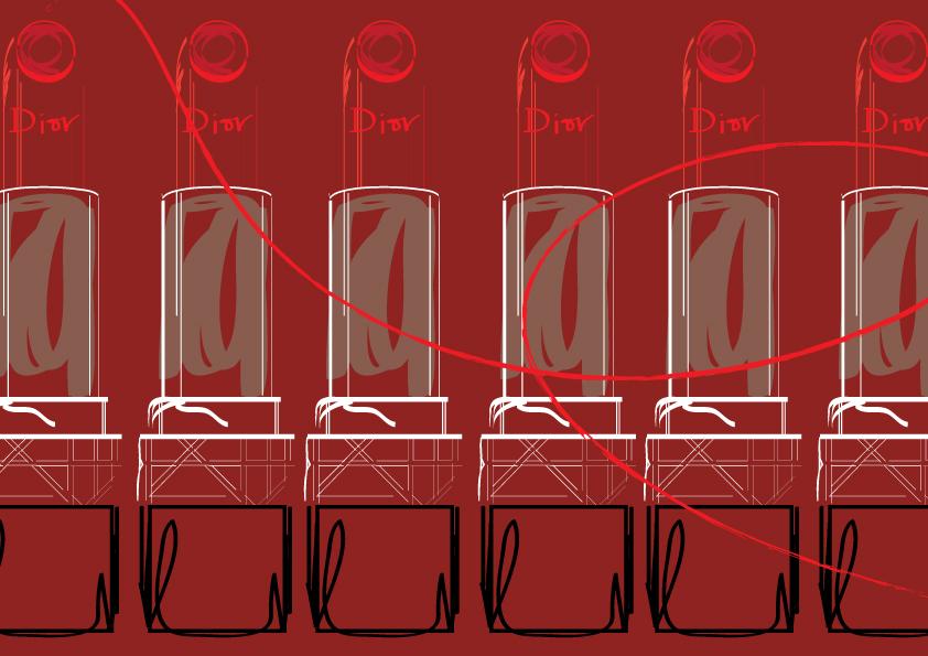 rouge dior le nouveau rouge l vres dillon dot. Black Bedroom Furniture Sets. Home Design Ideas