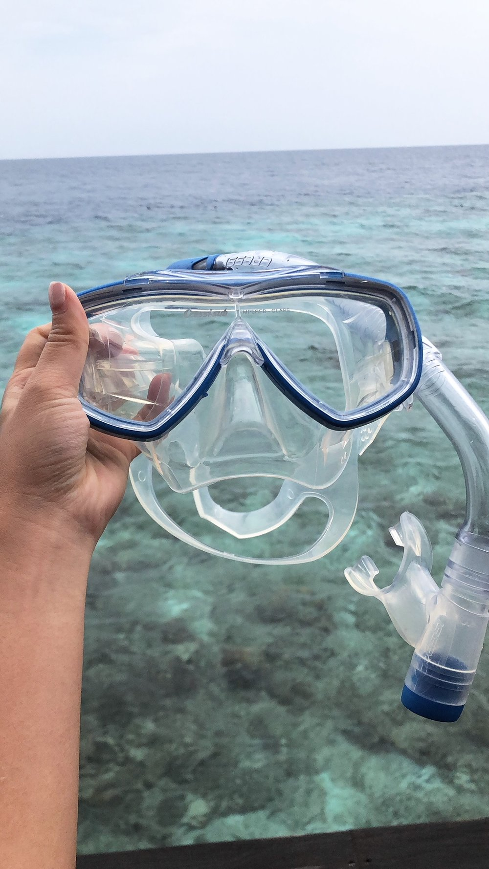 Snorkeling - Every guest is given complimentary snorkel gear that you can keep with you during your entire stay which was very convenient