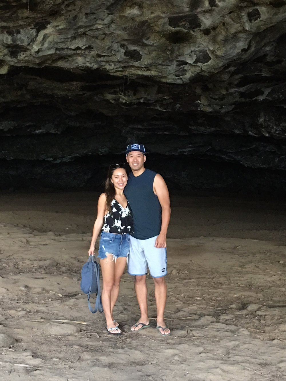 Maniniholo Dry Cave - Explore the caves on the way to Ke'e Beach.