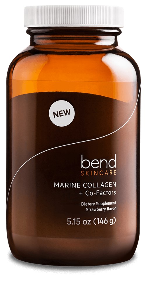 bend beauty marine collagen -
