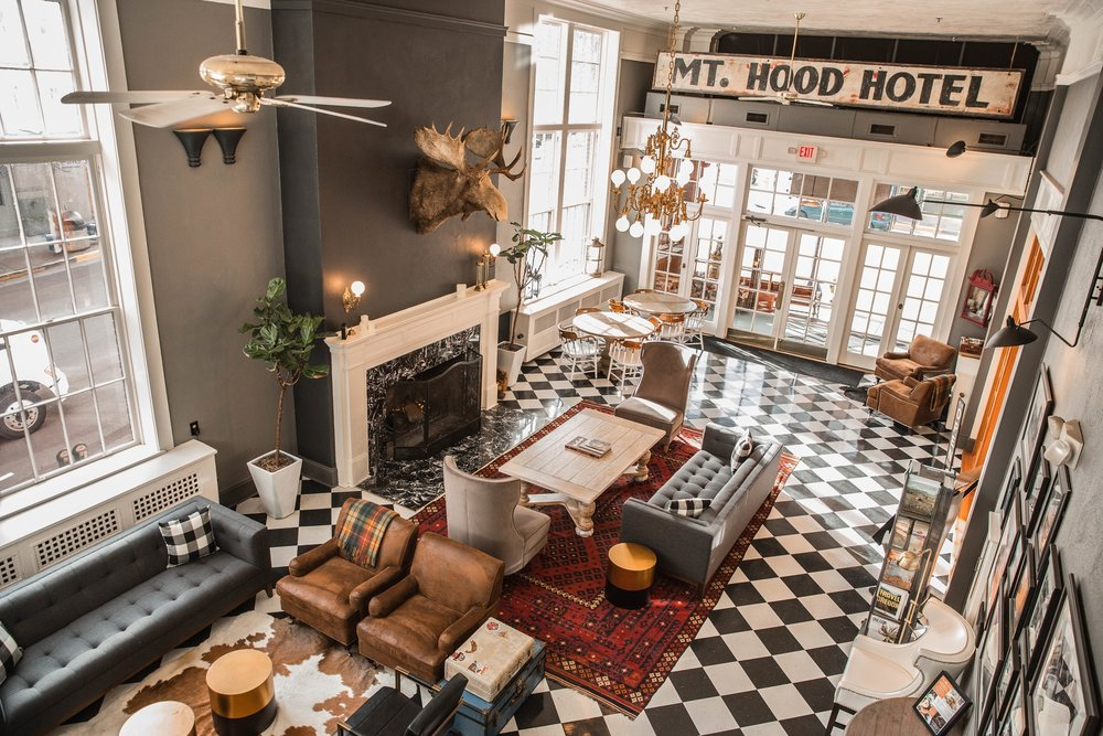 2 Night Stay at the Hood River Hotel