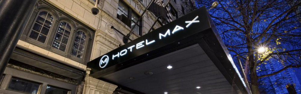 Two night stay at Hotel Max