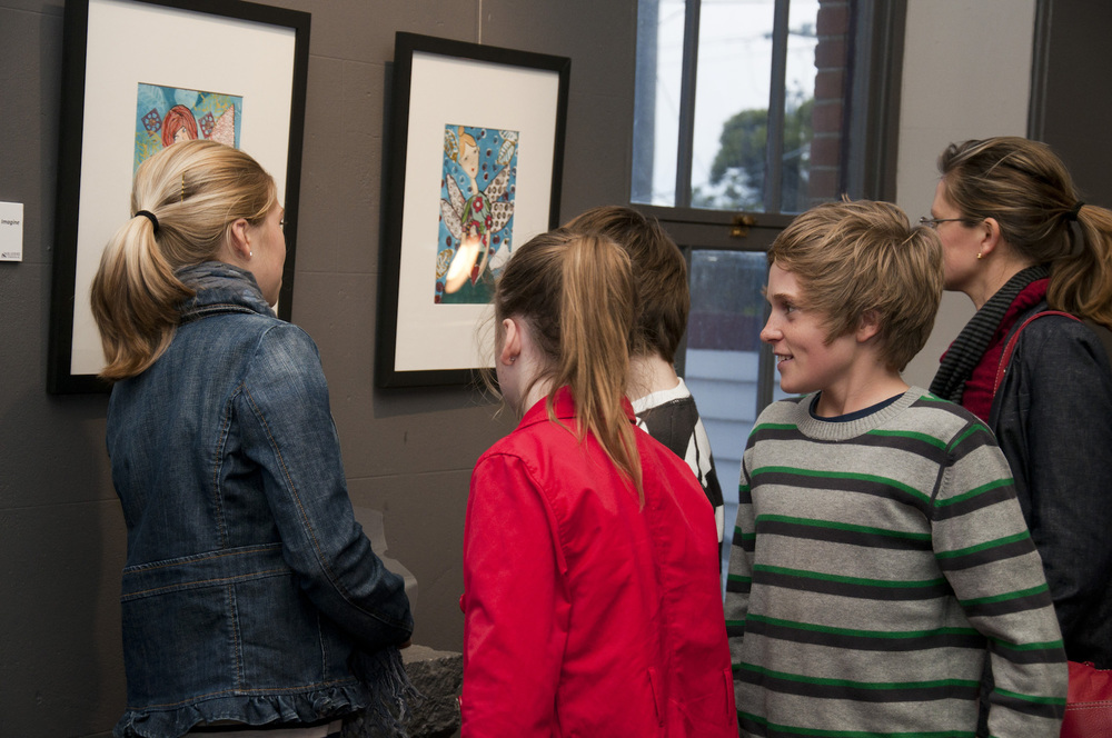 Voting in the People's Choice Award - Masters in the Making 2012