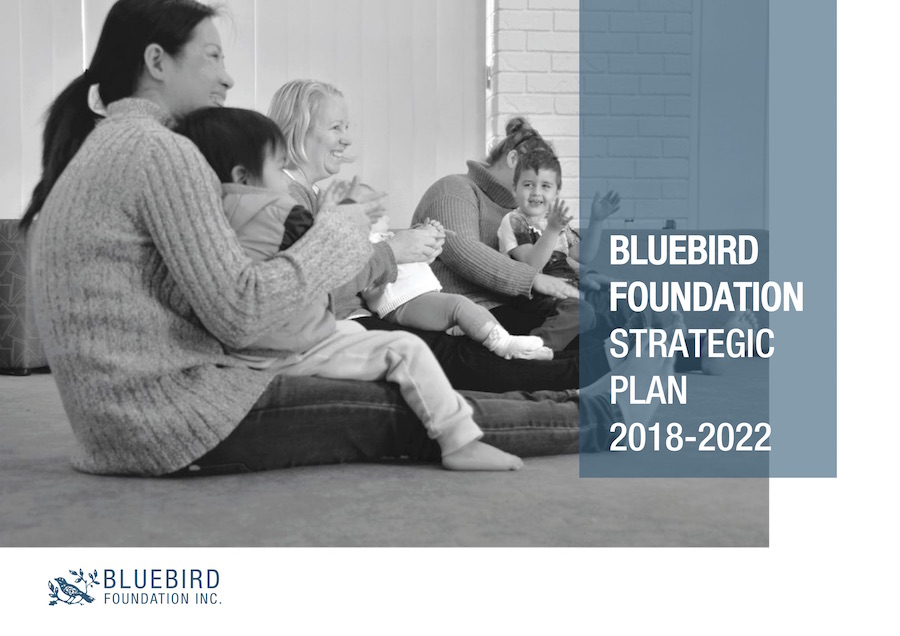 Bluebird Foundation Strategic Plan 201  8-2022