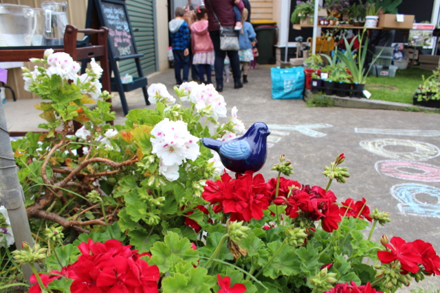 Spring Garden Market — Bluebird Foundation Inc