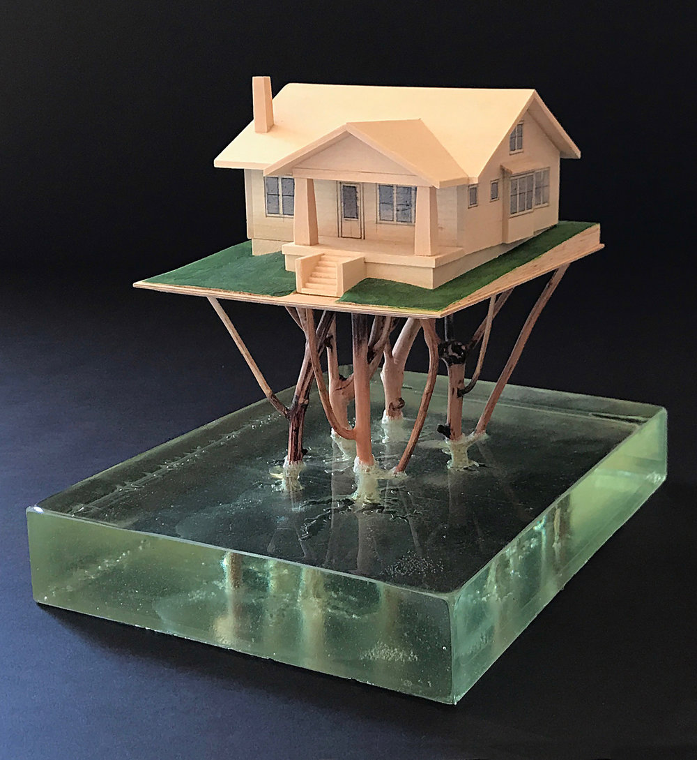 House on the Sticks