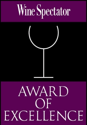 The A&P Social at 503 Cloverdale Road received the Wine Spectator Award of Excellence.