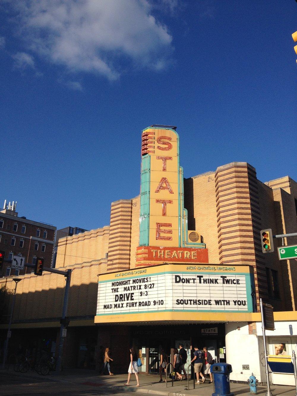State Theatre, 2016