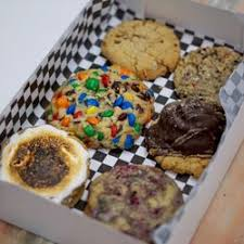 - Detroit Cookie Co. Gift Basket (Set of 4 packaged cookies)-Detroit Cookie Company-