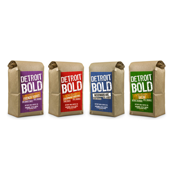 - Detroit Bold Coffee - Variety Pack