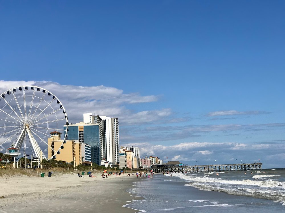 Day Time Myrtle Beach