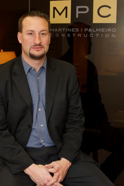 Damon Balcerak, Senior Project Manager