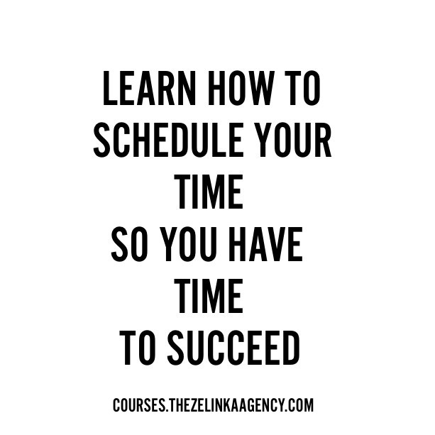 Learn how to schedule your time.jpg