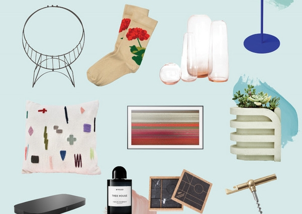 DOMINO: BEST GIFTS FOR HOME / WINTER 2017