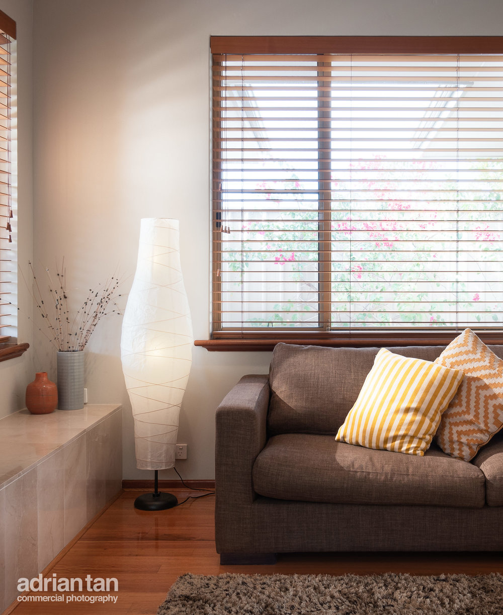 Living Room Final - Adrian Tan Photography - Perth Architectural, Interior Design, High End Real Estate Photographer