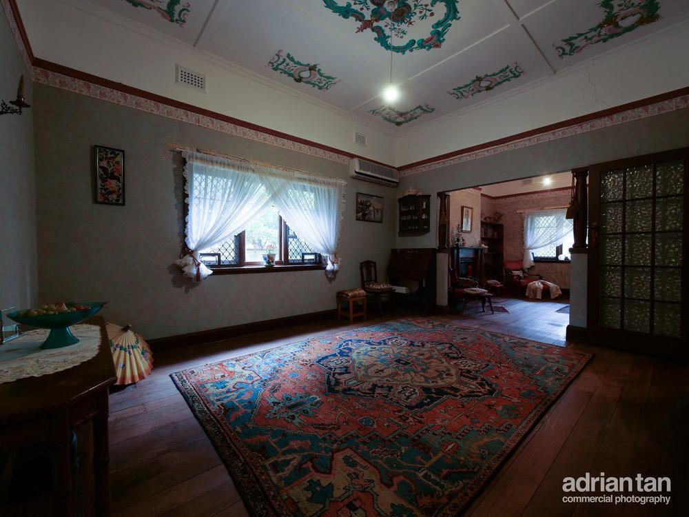Old Dark Eery Rooms