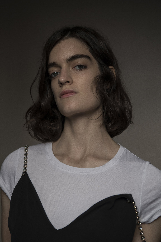 tshirt  model's own  dress  aaizel