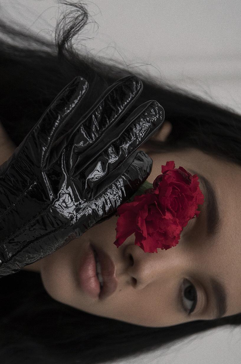 gloves  jil sander