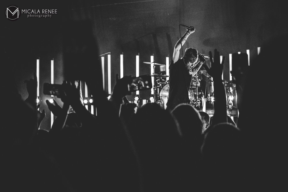 The Used • Uptown Theater • Kansas City, MO • 10.31.17