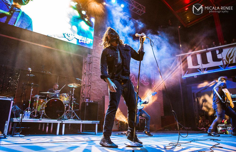 Taking Back Sunday • Kansas City Live • Kansas City, MO • 09.15.17