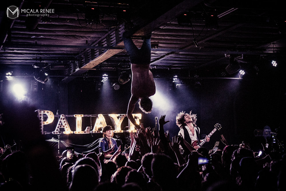 Palaye Royale • The Ready Room • St. Louis, MO • 09.07.17