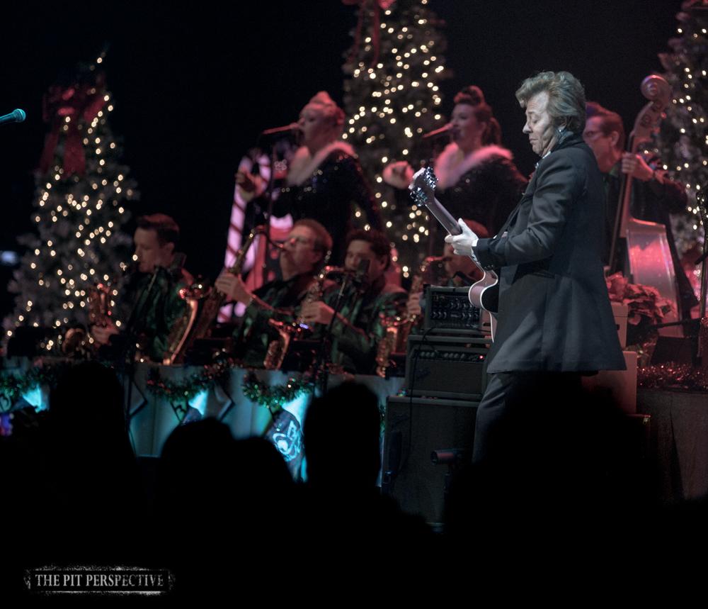Brian Setzer Orchestra, Microsoft Theater