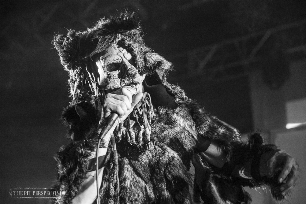 Skinny Puppy, The Fox Theater, Pomona