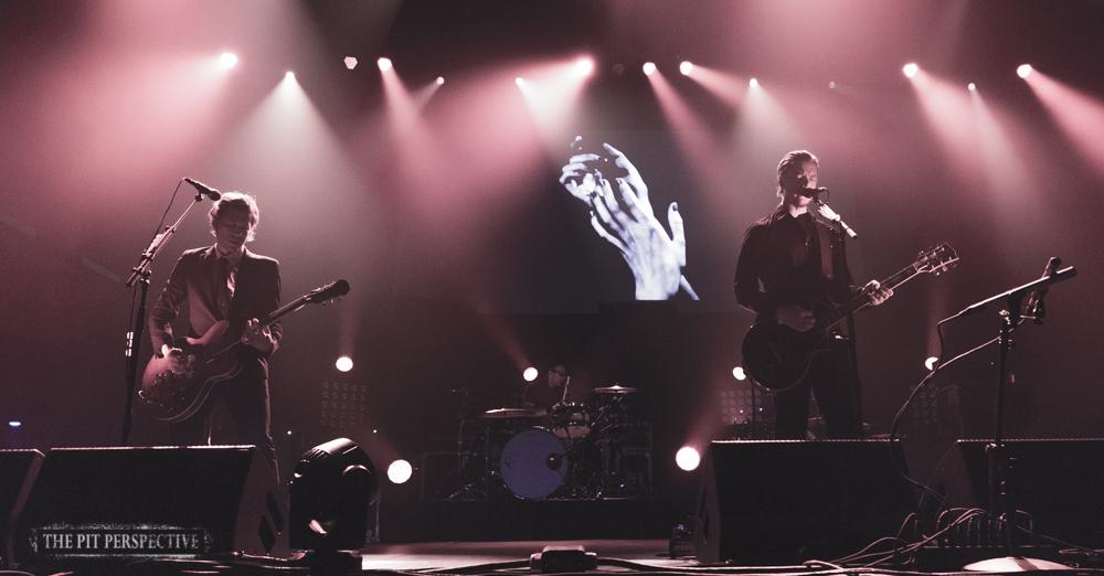 Interpol, The Shrin Auditorium