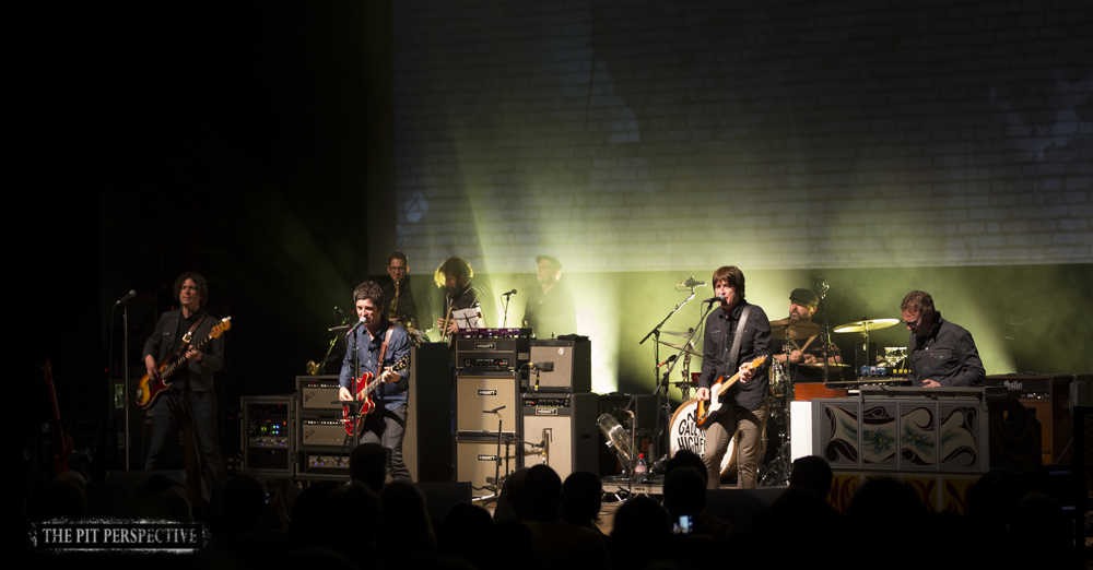 Noel Gallagher and his High Flying Birds, The Orpheum Theater