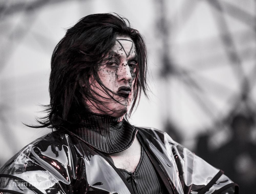 Marilyn Manson/Smashing Pumpkins, Irvine Meadows