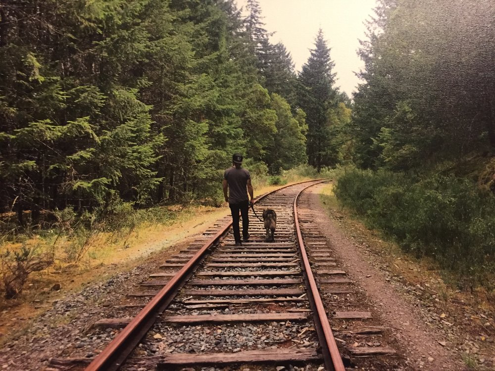 Alaska & Vince - 2018 Traintracks