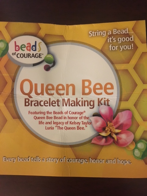 Queen Bee Bracelet
