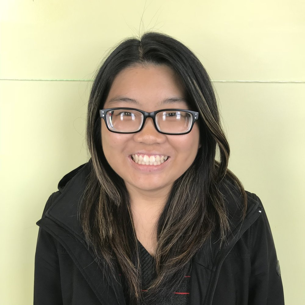 Anna Huang Admissions Associate