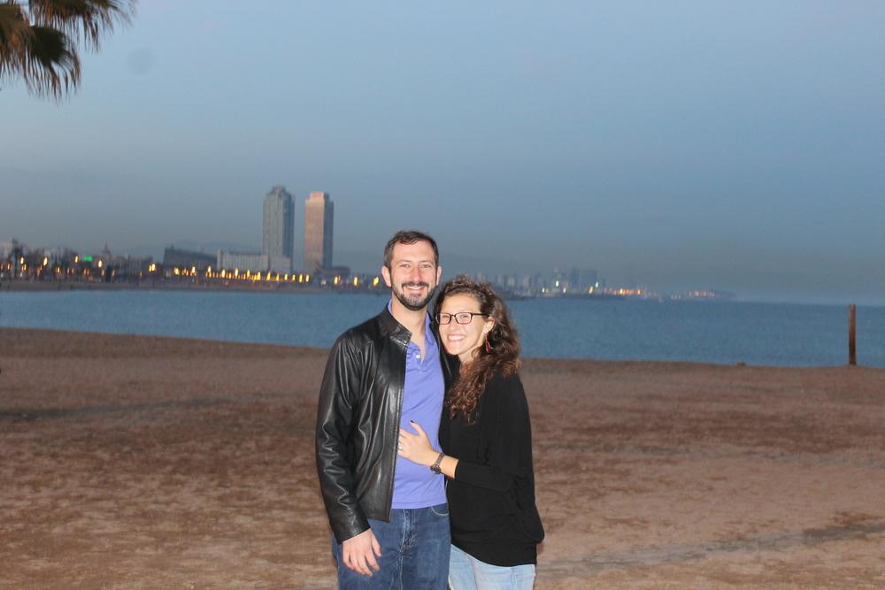 Barcelona Engagement Adventure