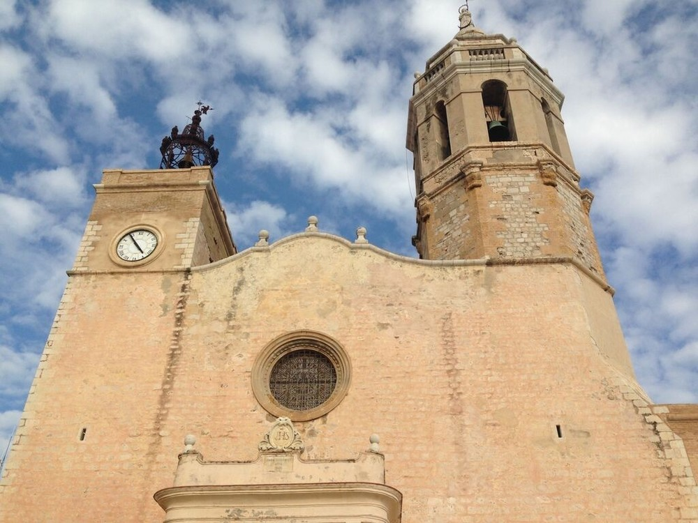 Cathedral Sitges Barcelona