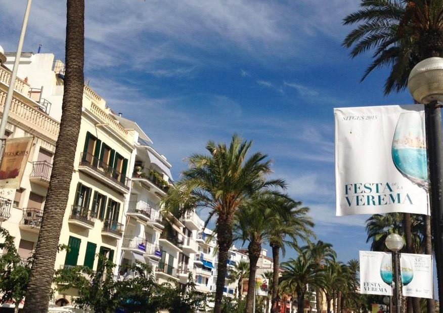 Festa Verema Sitges Barcelona Beach