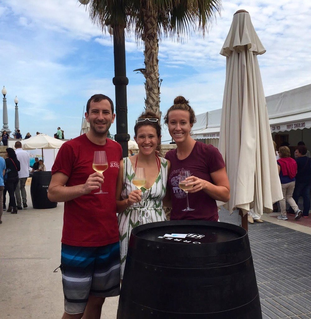 Sitges Wine Festival Barcelona Beach