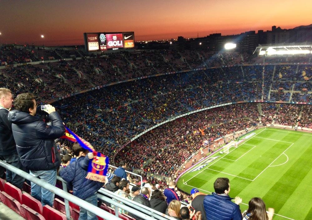 FC Barcelona Spain FCB