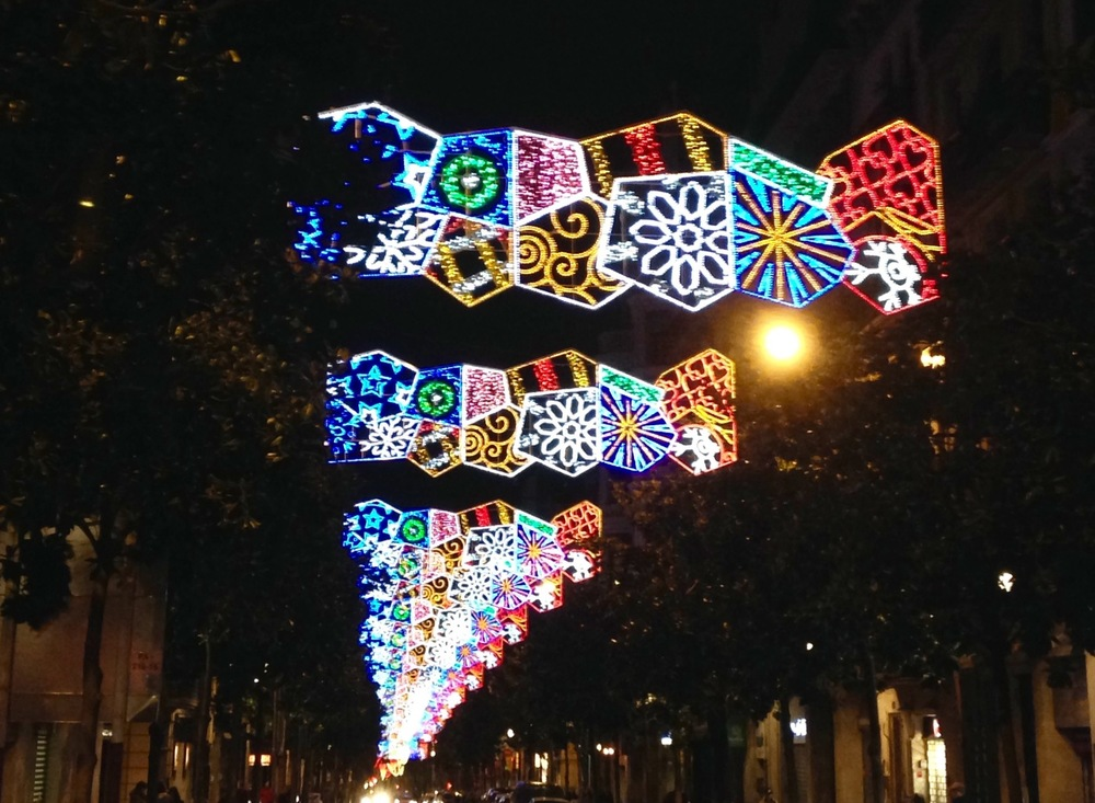 Barcelona Christmas Lights Christmas is Barcelona
